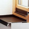 прямоугольные металлопластиковые окна