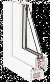 REHAU SYNEGO окна
